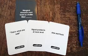 buy cards against humanity cards against humanity the toronto version