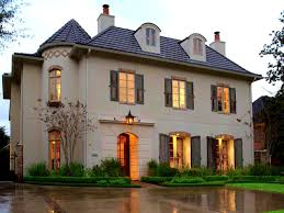 French Style Home Plans by Traditional French Country Home