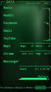 pipboy android pipboy android theme imgur