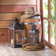 Koehler Home Decor Monticello Wood Lantern L At Koehler Home Decor