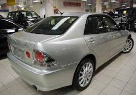 lexus is 200 for sale 2005 lexus is200 for sale 2 0 gasoline fr or rr automatic for sale