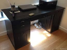 Schreibtisch Halbrund Schreibtisch Schwarz Ikea Saigonford Info