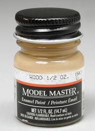 model master wood 1 2 oz hobby and model enamel paint 1735 by