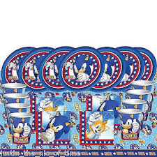 sonic party supplies sonic supplies 28 images sonic boom dinner plates this started