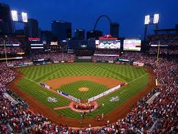 a was grazed by a stray bullet attending st louis cardinals