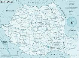 Romania Map Index Of Romania Images