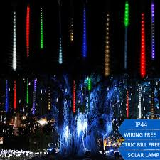 Twinkling Christmas Tree Lights Canada by Online Buy Wholesale Solar Lights Trees From China Solar Lights