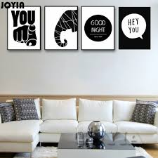 Quotes For Dining Room by Compare Prices On Quotes Canvas Online Shopping Buy Low Price