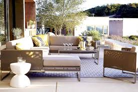Crate And Barrel Sleeper Sofa Reviews by 6 Outdoor Sectional Sofas For A Contemporary Patio