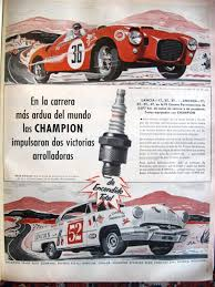 vintage porsche ad the chicane