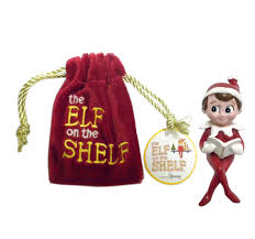 on the shelf doll the on the shelf in a velvet bag decorative mini