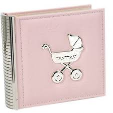 baby silver gifts pram silver plated baby photo album by baby leather baby