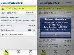 banco postaonline poste italiane arriva in app store con tre applicazioni ufficiali