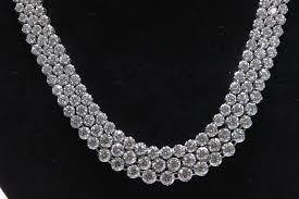 diamonds necklace images Bezel set diamond necklace diamond necklace guide when buying jpg