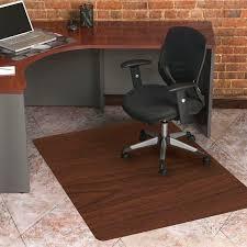 laminate wood design chair mats floor mats