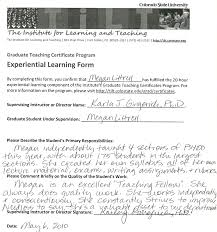portfolio reflective essay sample megan k littrell s teaching portfolio tilt colorado state littrell teaching evaluations littrell teaching philosophy reflection essay