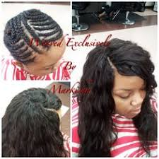 is sewins bad for hair amazing braid foundation full sew in install with no leave out