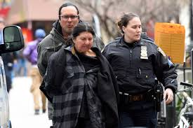 homeless u0027spitting lady u0027 had 19k on her when arrested new york post