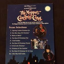 the muppet carol dvd