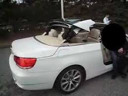 bmw 3 series convertible roof problems bmw e93 335 convertible roof