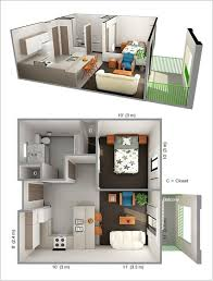 One Bedroom Apartment Plans And Designs One Bedroom Apartment Designs One Bedroom Apartment Plans And