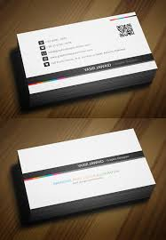 Best Visiting Card Designs Psd Free Business Cards Psd Templates Print Ready Design Freebies