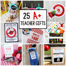 25 teacher appreciation gifts that teacher will love