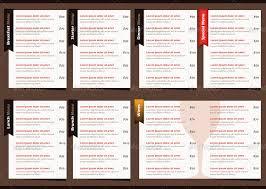 testaurante restaurant menu template menu restaurant ideas