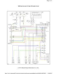 2001 kia optima se stereo wiring diagram 2001 wiring diagrams