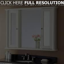 bathroom framed mirror medicine cabinets best bathroom decoration
