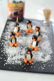 jeux de cuisine de pingouin aux olives apéro rigolo