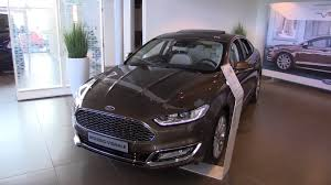 ford fusion 2017 interior ford mondeo 2017 in depth review interior exterior youtube