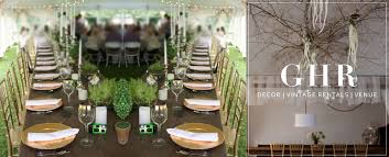 Event Decor Rental Ghr Rental Boutique Offers Event Decor Services In Selinsgrove Pa