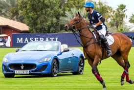 maserati dubai runde zwei der maserati polo tour 2017 in dubai cigar journal