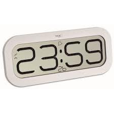 buy tfa bimbam hourly chime digital alarm wall or table clock