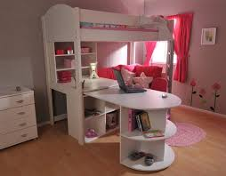 Bunk Beds With Desk And Storage by Best 25 High Sleeper Bed Ideas On Pinterest High Sleeper High