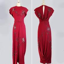 1940s dresses the 25 best 1940s dresses ideas on vintage evening