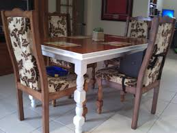 how to recover dining room chairs home design