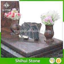 Flower Vase For Grave Granite Flower Vases For Tombstones Granite Flower Vases For