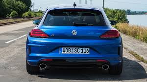 volkswagen scirocco r 2014 vw volkswagen scirocco r facelift 0 240 km h tachovideo