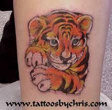 tiger cub tattoo designs google search cute tattoo pinterest