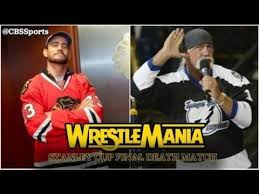 Wrestlemania Meme - cm punk vs hulk hogan at wrestlemania 32 wrestling memes