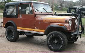 purple jeep cj 1981 jeep cj7 renegade suv item c3541 sold wednesday oc