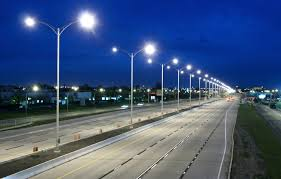 who to call when street lights are out could led street lights drown out ham radio signals qrz now