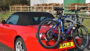 Porsche 911 Bike Rack - honda s2000 bike rack saris bones 3 car bike racks u0026 bike carriers