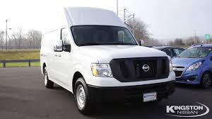nissan s cargo engine see the 2016 nissan nv3500 s high roof cargo van in ny youtube