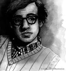 woody allen profile of the great film maker