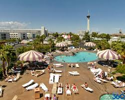 Map Of Las Vegas Hotels On Strip by Circus Circus Pool