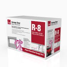 shop owens corning garage door insulation kit r 8 66 sq ft single