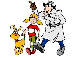 gallerycartoon inspector gadget cartoon pictures